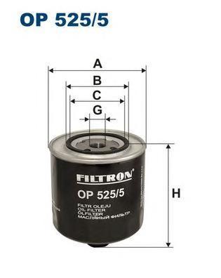 Фильтр масляный Filtron OP525/5OP525/5