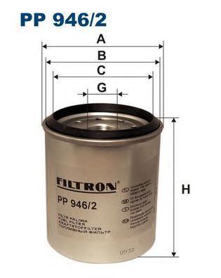 Фильтр топливный Filtron PP946/2PP946/2