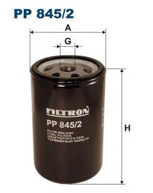 Фильтр топливный Filtron PP845/2PP845/2
