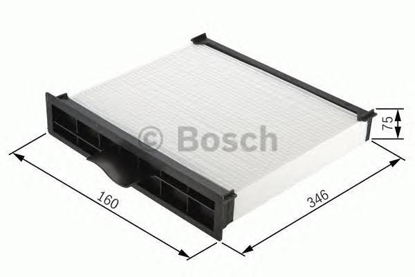 Фильтр салона угольный Bosch 19874323981987432398