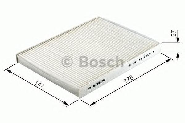 Фильтр салона угольный Bosch 19874323171987432317