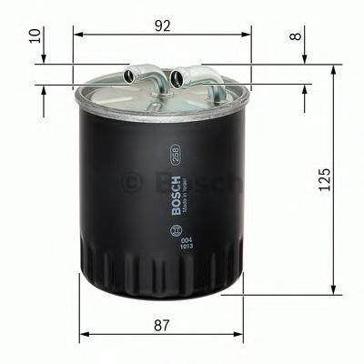 Фильтр топливный Bosch F026402065F026402065