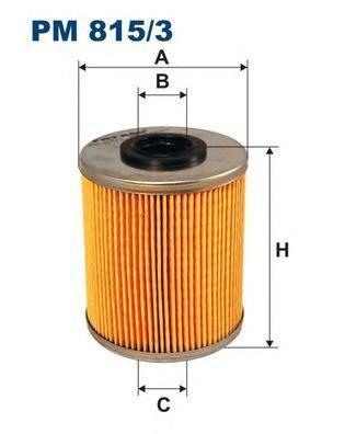 Фильтр топливный Filtron PM815/3PM815/3