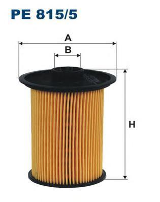 Фильтр топливный Filtron PE815/5PE815/5