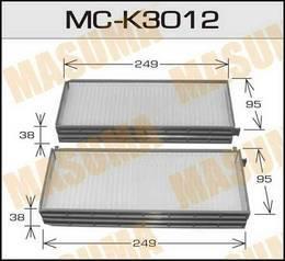 Фильтр салона Masuma MC-K3012MC-K3012
