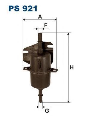 Фильтр топливный Filtron PS921PS921