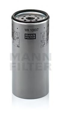 Фильтр топливный Mann-Filter WK1080/7XWK1080/7X