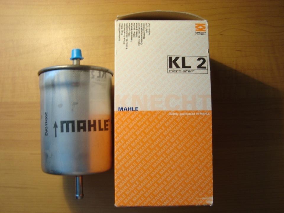 Фильтр топливный Mahle KL2KL2