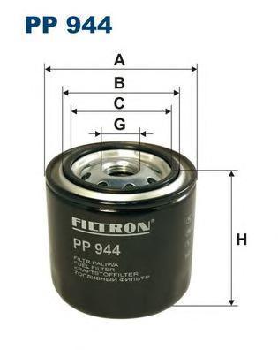 Фильтр топливный Filtron PP944PP944