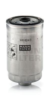 Фильтр топливный Mann-Filter WK824/3WK824/3
