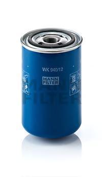Фильтр топливный Mann-Filter WK940/12WK940/12