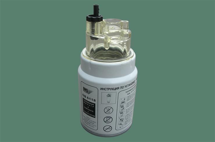 Фильтр топливный BIG FILTER GB-6118GB-6118