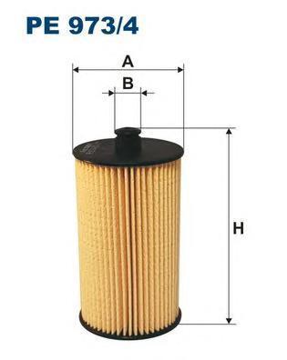 Фильтр топливный Filtron PE973/4PE973/4