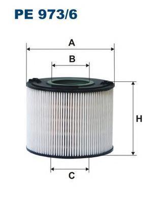 Фильтр топливный Filtron PE973/6PE973/6