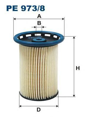 Фильтр топливный Filtron PE973/8PE973/8