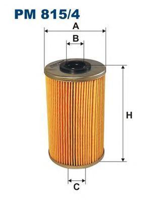 Фильтр топливный Filtron PM815/4PM815/4