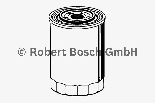 Фильтр топливный Bosch 14574344381457434438