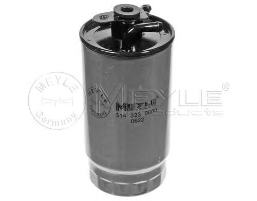 Фильтр топливный Meyle 31432300003143230000