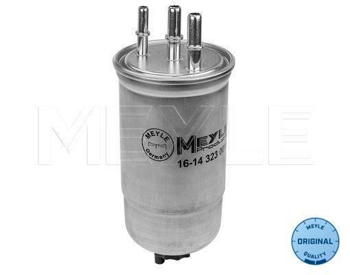 Фильтр топливный Meyle 16-14323001916-143230019