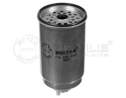 Фильтр топливный Meyle 71432300007143230000