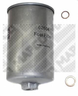 Фильтр топливный Mapco 6260462604