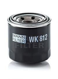 Фильтр топливный Mann-Filter WK812WK812