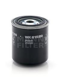 Фильтр топливный Mann-Filter WK815/80WK815/80