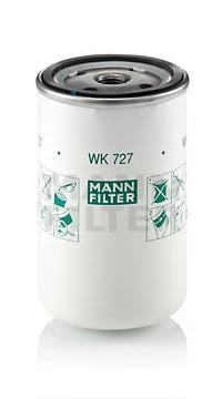 Фильтр топливный Mann-Filter WK727WK727