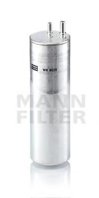 Фильтр топливный Mann-Filter WK8020WK8020