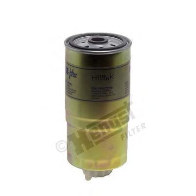 Фильтр топливный Hengst H119WKH119WK