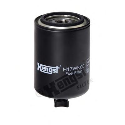Фильтр топливный Hengst H17WK06H17WK06