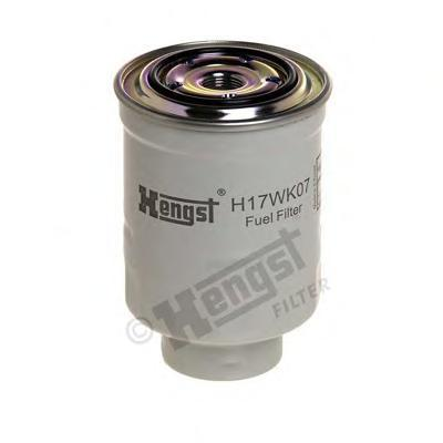Фильтр топливный Hengst H17WK07H17WK07