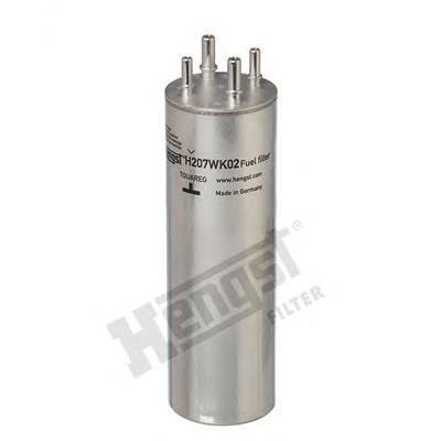 Фильтр топливный Hengst H207WK02H207WK02