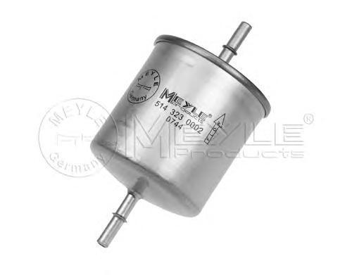 Фильтр топливный Meyle 51432300025143230002