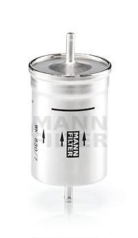 Топливный фильтр Mann-Filter WK8307WK8307Топливный фильтр, MANN-FILTER Mann-Filter. WK8307
