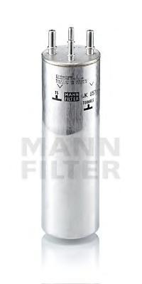 Фильтр топливный Mann-Filter WK857/1WK857/1
