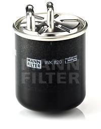 Фильтр топливный Mann-Filter WK820WK820