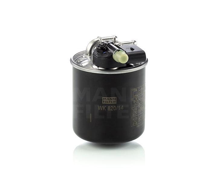 Фильтр топливный Mann-Filter WK820/14WK820/14