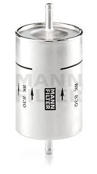 Фильтр топливный Mann-Filter WK830WK830