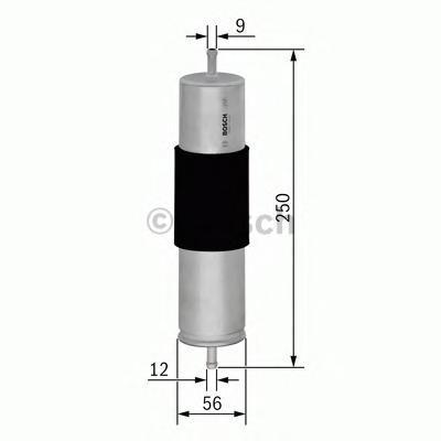 Фильтр топливный Bosch F026402068F026402068