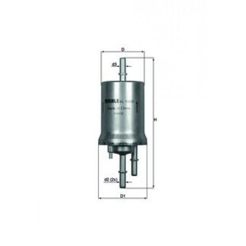 Фильтр топливный Mahle KL156/3KL156/3