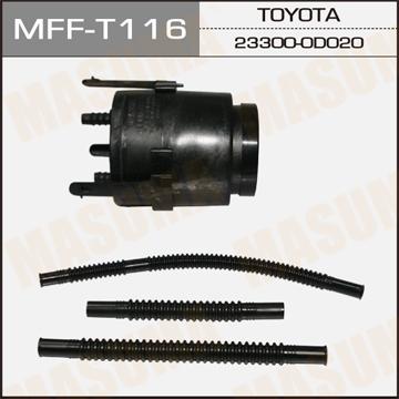 Фильтр топливный Masuma MFF-T116MFF-T116