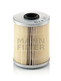 Фильтр топливный Mann-Filter P718XP718X