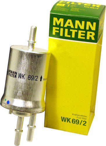 Топливный фильтр VAG A3/GOLF V/CADDY/JETTA III/OCTAVIA 1,4-1,6L 10/03-WK692