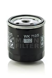 Фильтр топливный Mann-Filter WK712/5WK712/5