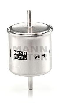 Фильтр топливный Mann-Filter WK79WK79