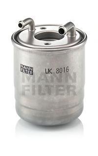 Фильтр топливный Mann-Filter WK8016xWK8016x