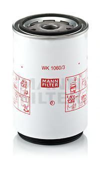 Фильтр топливный Mann-Filter WK1060/3xWK1060/3x