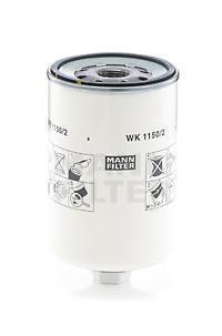 Фильтр топливный Mann-Filter WK1150/2WK1150/2
