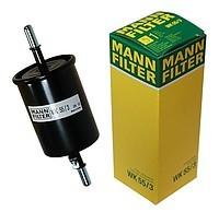 Топливный фильтр Mann-Filter WK553WK553Фильтр топливный для ДВС а м Mann-Filter. WK553